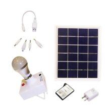 چراغ خورشیدی یینگلی سولار مدل SLS418 – (بدون ریموت کنترل)