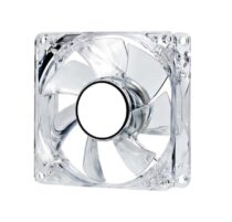 fan with 4 Blue LED 8*8